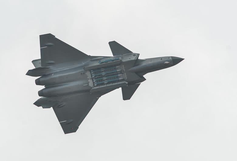 جنگنده چینی