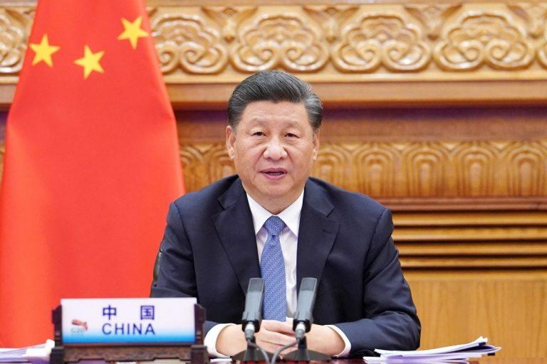 شی جینپینگ رئیسجمهور چین