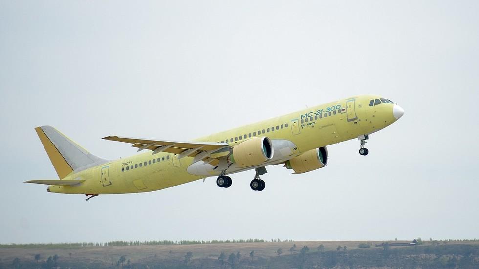 شرکت هواپیمایی تجاری چین