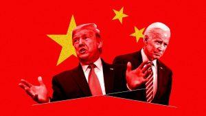 کاخ سفید علیه چین