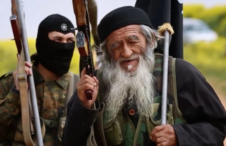 جنبش اسلامی ترکستان شرقی