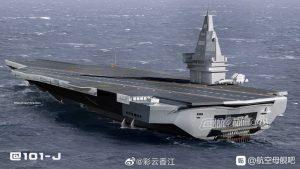 ناوهواپیمابر جدید چین