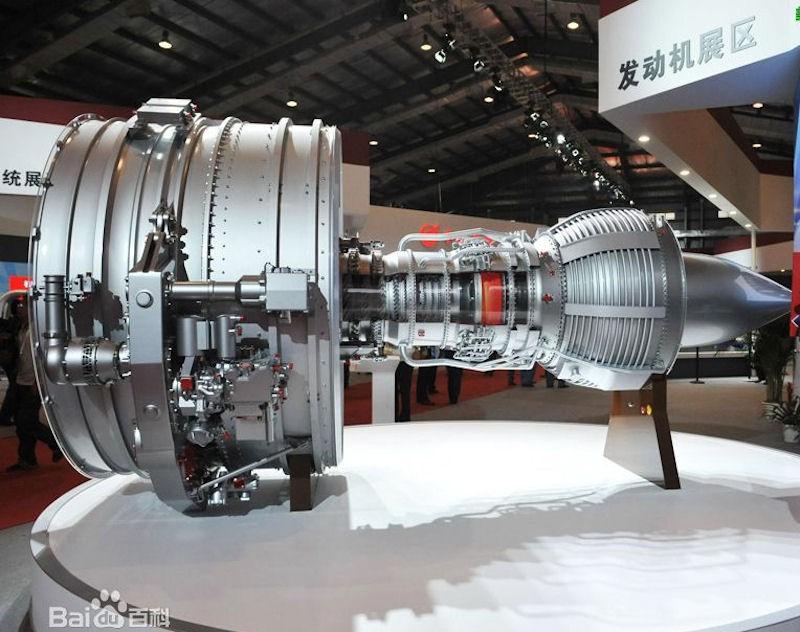 موتورهای هوایی چین
