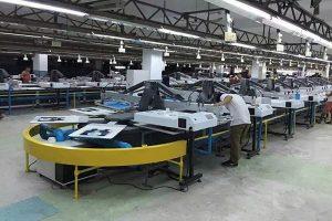تولید لباس