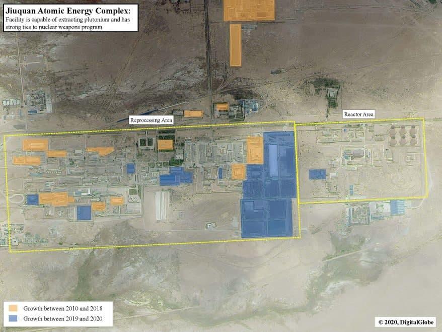 سلاح اتمی در چین