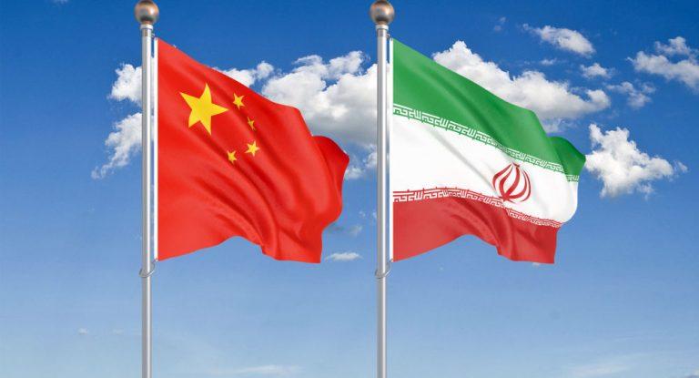 تجارت ایران و چین