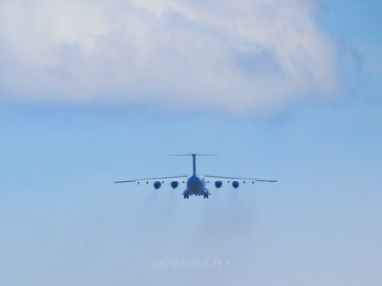 هواپیمای ترابری چین
