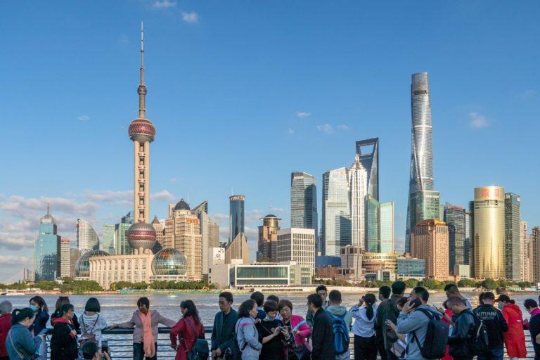 بازارهای مالی چین