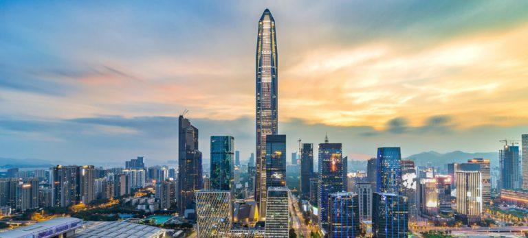 مناطق برتر نوآوری در چین