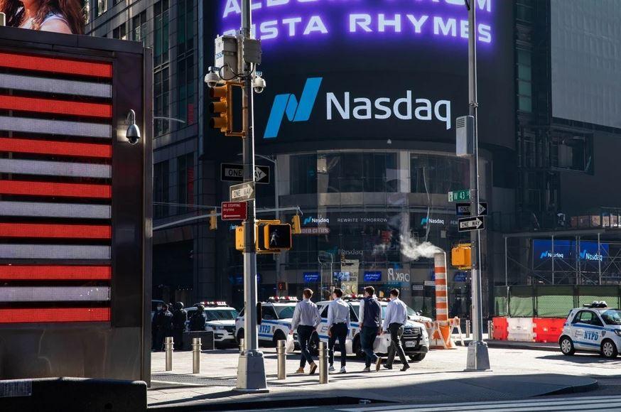 شرکتهای چینی حاضر در بورس آمریکا
