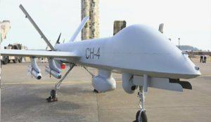 پهپاد CH-4 ساخت چین