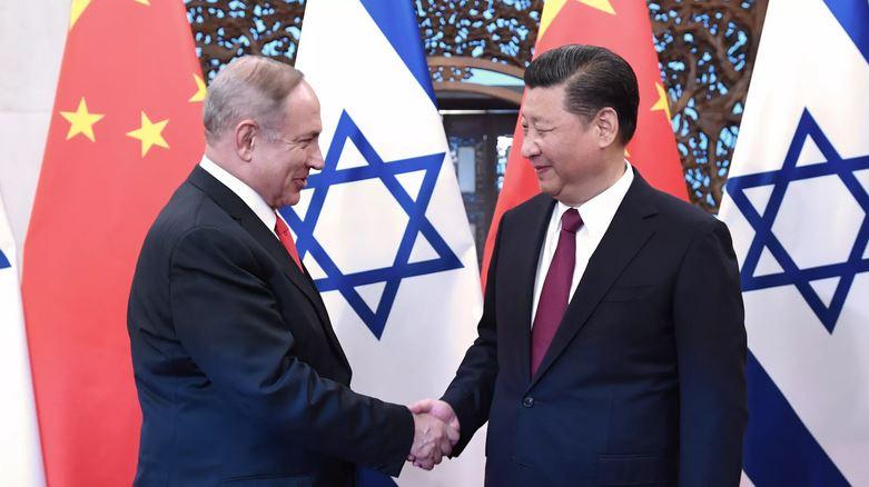 چین و اسراییل