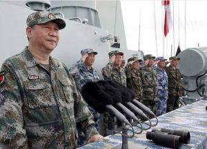 صنایع دفاعی و ارتش چین