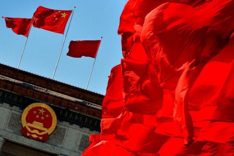 مقامات ارشد دولتی در چین