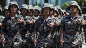 فرمانده جدید ارتش چین