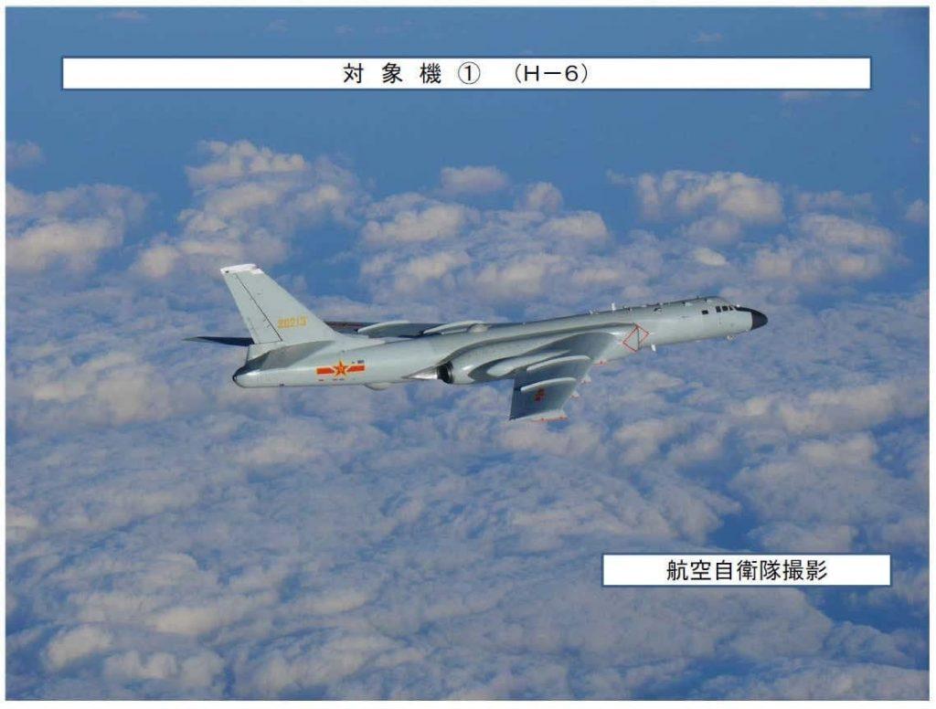 بمب افکن های چینی