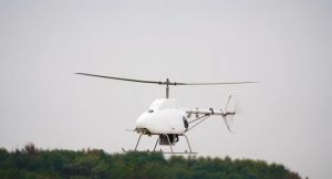 بالگرد بدون سرنشین در چین