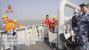 لباس مخصوص ویژه نجات خدمه زیردریایی