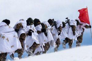 نیروهای مسلح چین