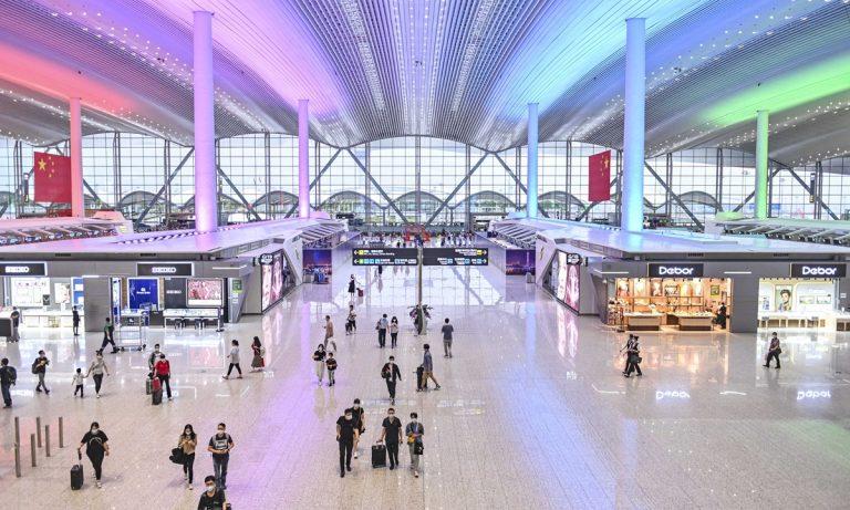 فرودگاه بینالمللی گوانگژو بایون