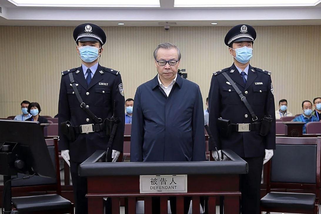 اعدام لای شیاومین در چین