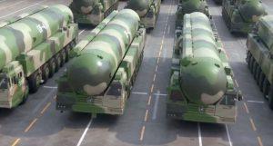 موشک قارهپیما چین