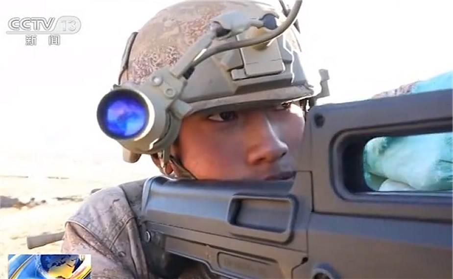سرباز هوشمند چینی