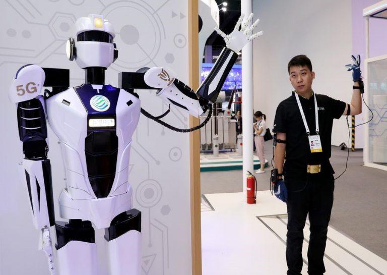صنعت رباتیک در شانگهای
