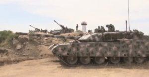 تانک های VT-4 چینی