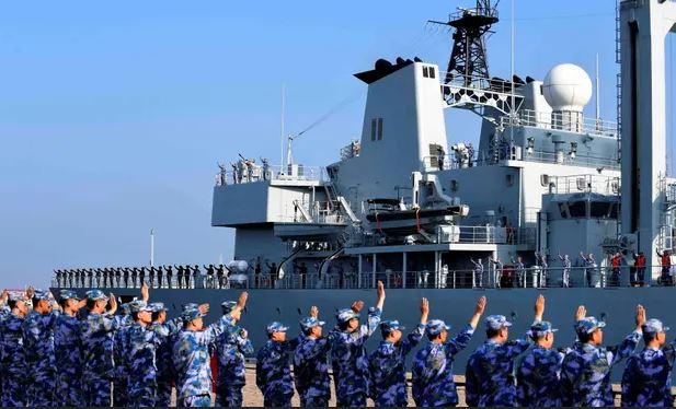 صادرات محصولات نظامی انگلیس به چین
