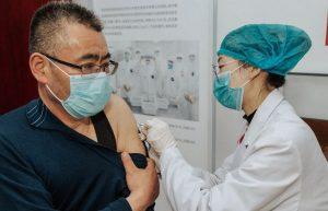 دیپلماسی واکسن کرونا چین