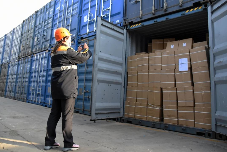 ظرفیت صنعتی چین