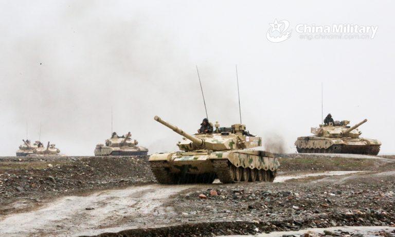 تانک Type99A چین