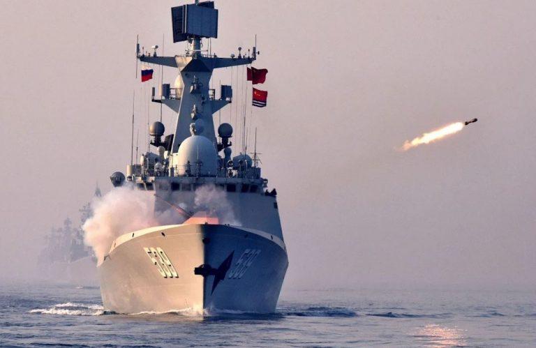 قدرت نظامی چین