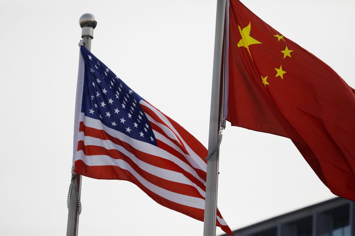 روابط آمریکا و چین