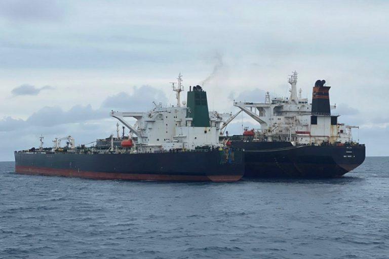 صادرات نفت ایران به چین