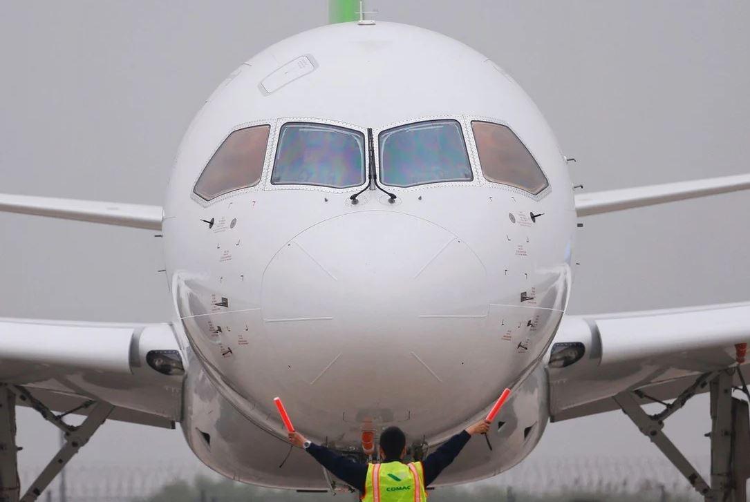 موتور هوایی چین