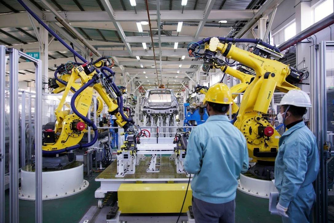 چین ابرقدرت بخش صنعتی