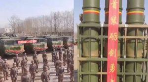 مدرنسازی دفاع هوایی ارتش چین