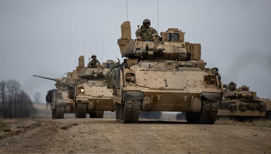 خودروهای زرهی ارتش آمریکا
