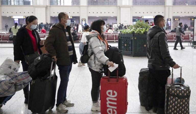 گواهینامههای دیجیتال کرونا چین