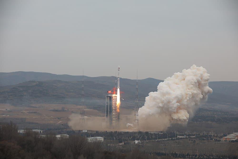 ماهوارههای شناسایی چین
