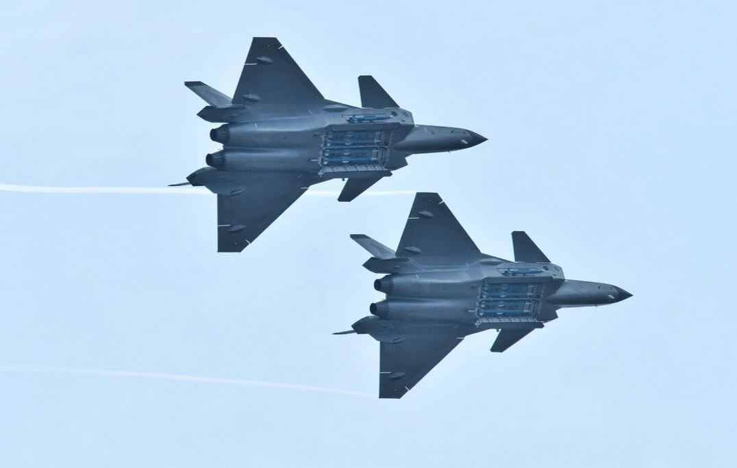 موتور توربوفن WS-15 جنگنده های نسل 5 جدید چینی