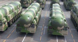 موشکهای هستهای چین