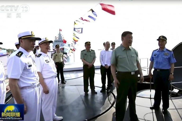 ارتقاء مهم در توان زیردریایی ارتش چین