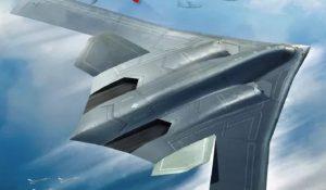 بمب افکن چینی H-20