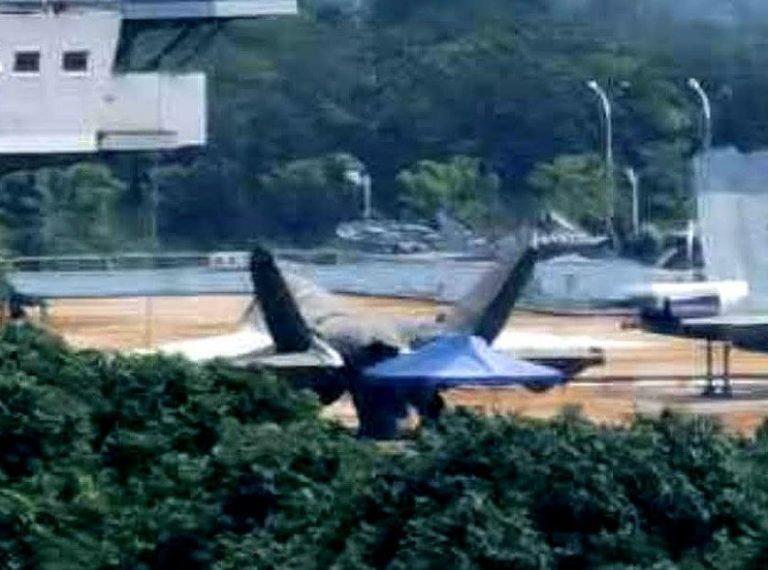 جنگنده نسل پنجم J-31 چین