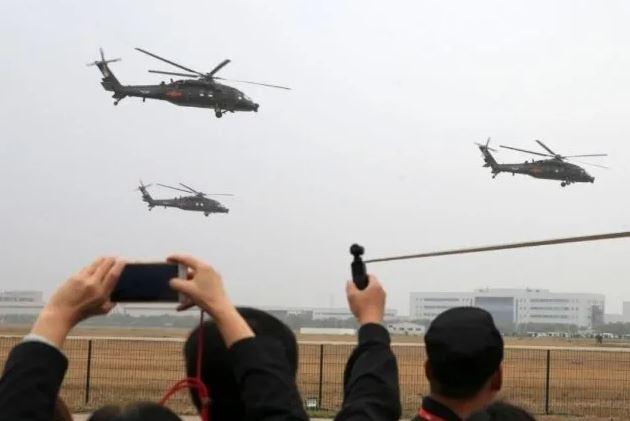 چین به دنبال مقابله با پروژه بالگرد Defiant-X آمریکا