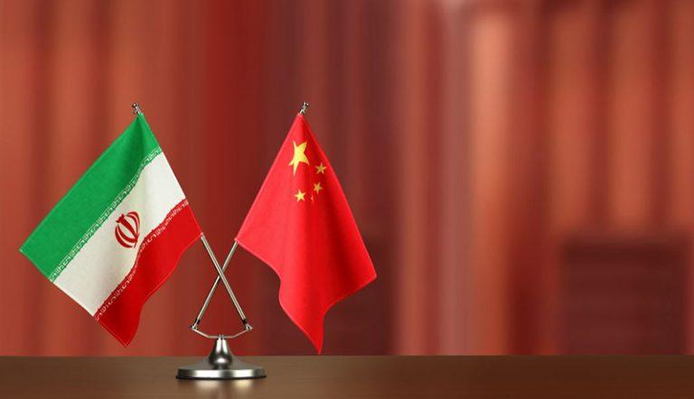 روابط دفاعی ایران و چین